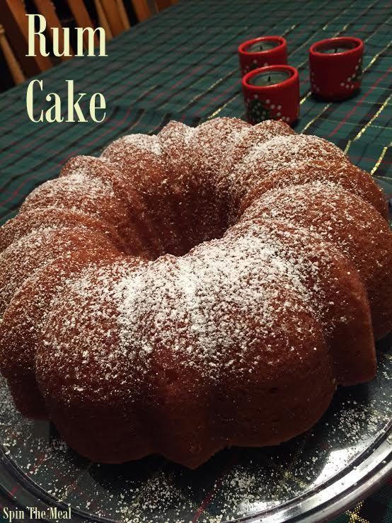 Rum Cake1